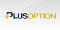 PlusOption Logo