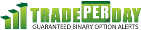 TradePerDay Logo