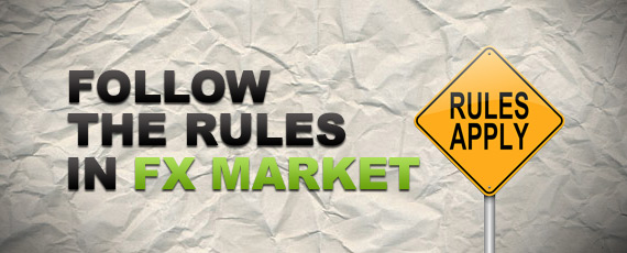 Rules for success in forex trading