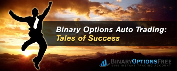 Binary option success stories