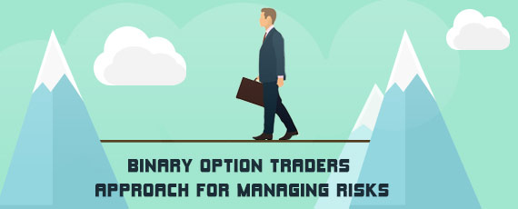 Risk management for binary options trades