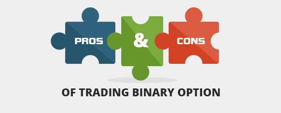 Advantages and disadvantages of binary options