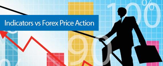 Forex price action vs indicator