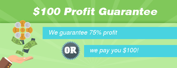 Guaranteed forex profits review
