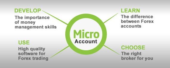 What is a forex micro account